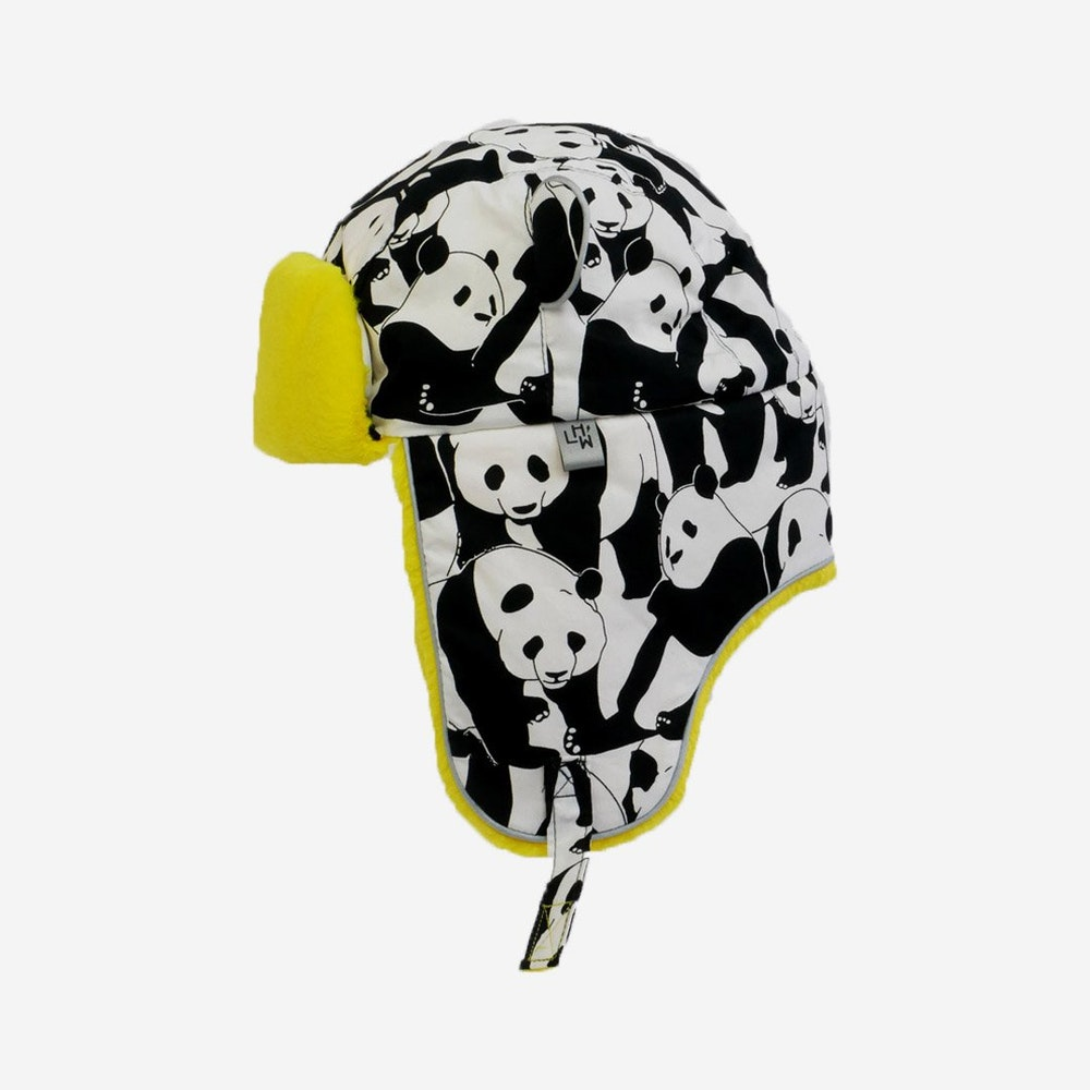 Little Hotdog Watson Arctic Cub: Panda Pop Yellow