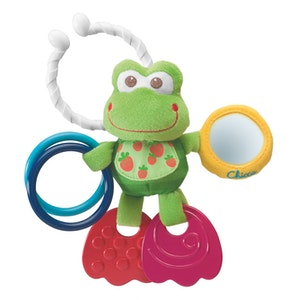Chicco Activities Frog Stroller Toy
