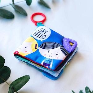 'Say Hello' Stroller Book