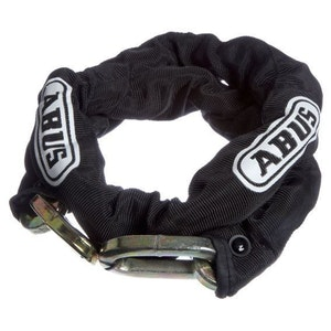 ABUS High Security Square Link Chain - 10mm x 110cm - Heavy Duty Ideal For Boat and Trailer