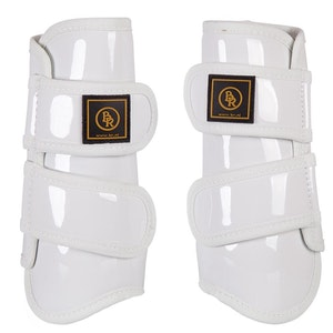 BR Tendon Boots Pro Max Patent Leather