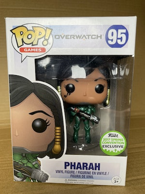 POP! Overwatch Pharah (#95) Spring Convention 2017!
