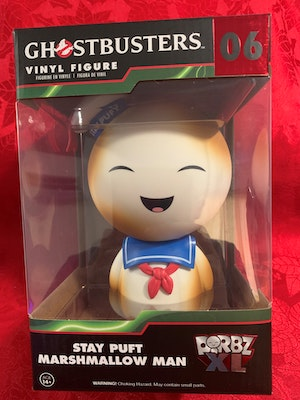 Ghostbusters - Toasted Stay Puft Marshmallow Man XL US Exclusive Funko Dorbz