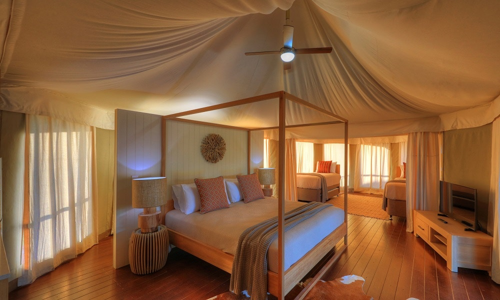 Park it here: Rivershore Resort