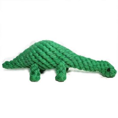 DoggyTopia Dinosaur Rope Dog Toy