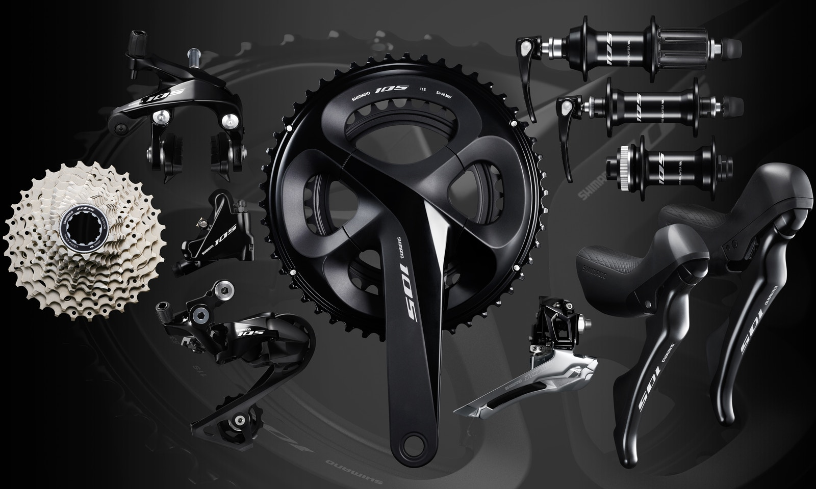New 2018 Shimano 105 R7000 Groupset — Nine Things to Know