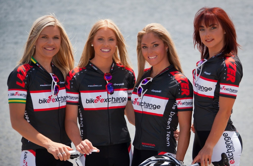 BikeExchange.com.au 'Dream Team' Wins NSW Grand Prix 2011