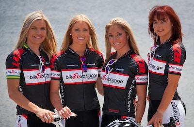BikeExchange.com.au 'Dream Team' Wins NSW Grand Prix 2011