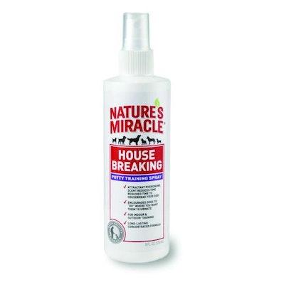 Natures Miracle HouseBreaking Potty Training Spray 236ml