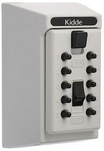 Kidde S5 Key Safe 5 key capacity in White colour