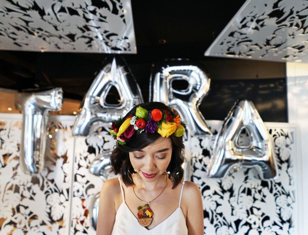 TARA'S FRUITY 21ST