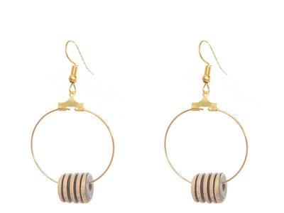 CocoKanela Dali Hoop Earrings