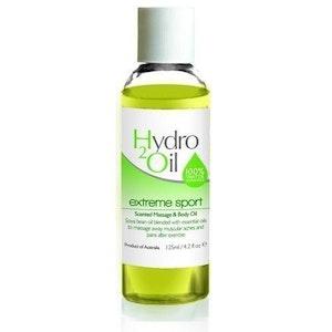 Caronlab Hydro 2 Oil Massage Oil Extreme Sport 125ml Moisturising Non Greasy