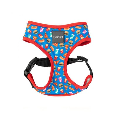 FuzzYard Supersize Me Step In Harness - Large