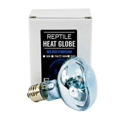 VG Neodymium Heat Lamp Reptile Heat Globe E27 - 4 Sizes