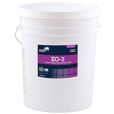 KENTUCKY EQUINE RESEARCH Ker Equivit EO-3 Omega 3 Horse Supplement 18.93L