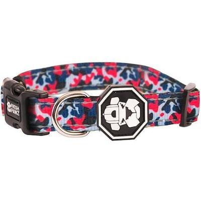 Fresh Pawz USA Fresh Pawz -Drip Camo | Collar