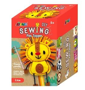 Avenir -  Sewing - Pen Topper - Lion
