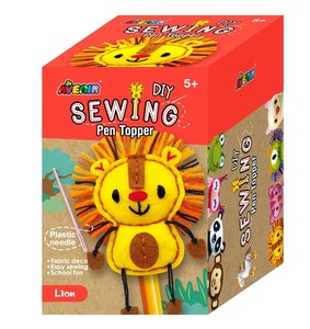 Avenir -  Sewing - Pen Topper - Lion