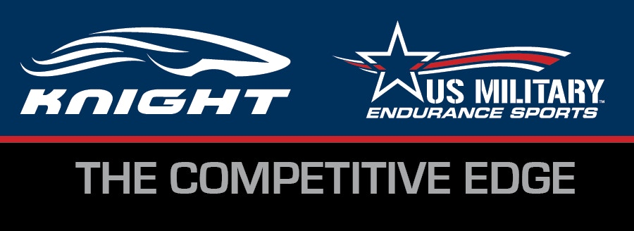 Official partnership between US Military Endurance Sports & Knight Composites
