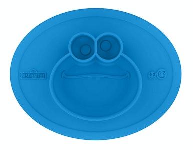 EZPZ Sesame Street Cookie Monster Bowl Limited Edition