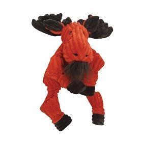 Huggle Hounds Knottie - Moose - Soft Dog Toy
