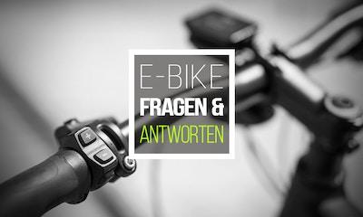 E-Bike FAQ - Alle Fragen, Alle Antworten