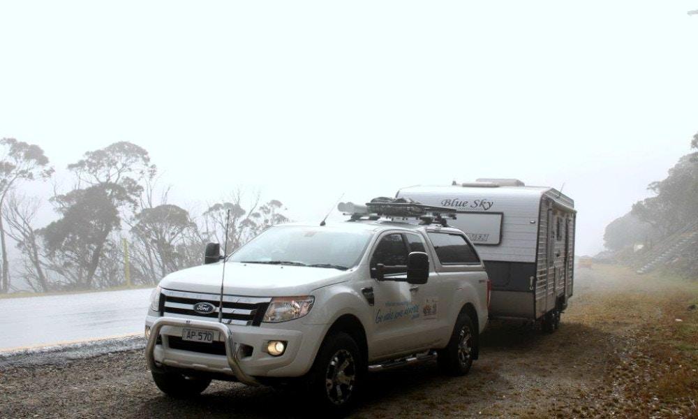 Ranger towing figures underline benefits of GoSeeAustralia eight year DPChip use