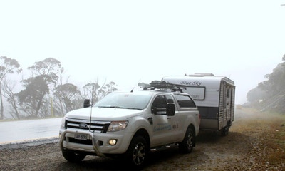 Ranger towing figures underline benefits of GoSeeAustralia eight year DPChip use
