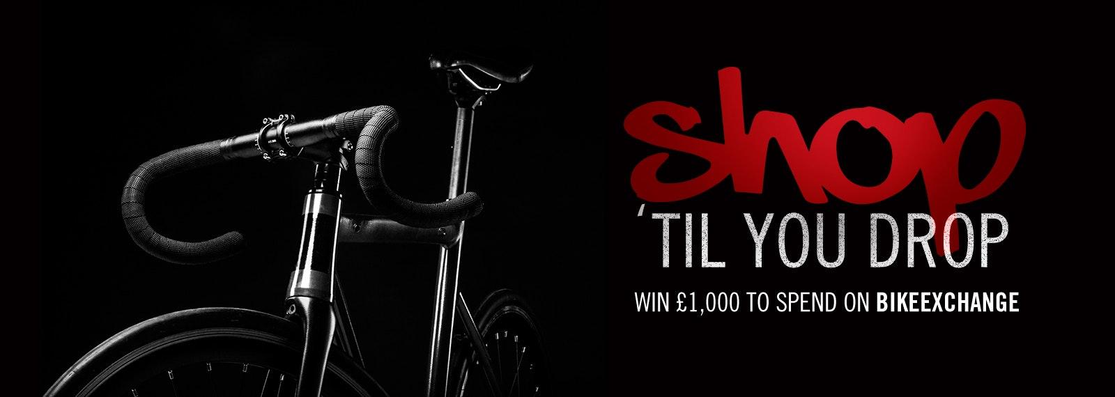 Competition - win spending money on BikeExchange