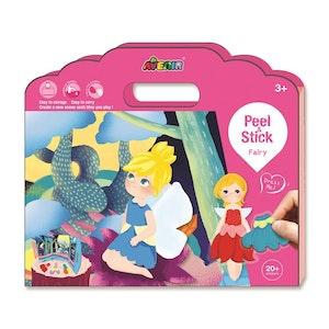Avenir - Peel and Stick - Fairy Play Set