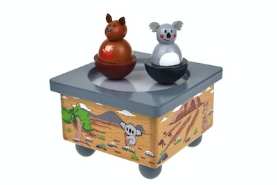 Koala Dream KOALA & KANGAROO MUSIC BOX