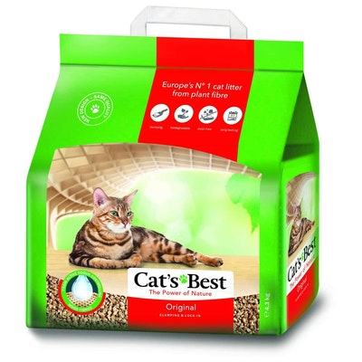 JRS Cat's Best Clumping Cat Litter