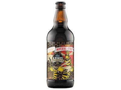 4 Pines Keller Door Honey Stout Bottle 500mL