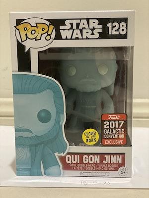 Qui Gon Jinn #128 (Glow In The Dark)