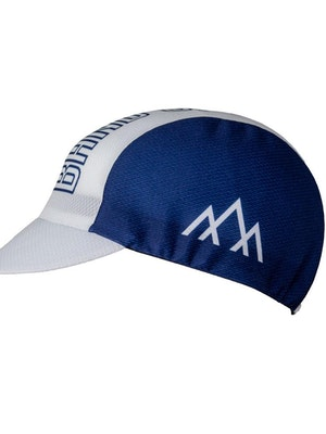 Band of Climbers Summit Cycling Cap - Navy
