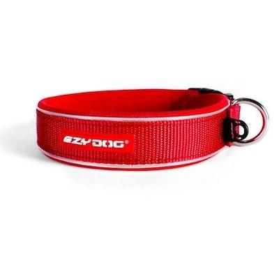 Ezydog Collar Classic Red