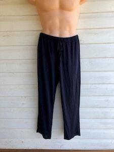 Unisex Sleep Pants   100% Merino Wool Navy