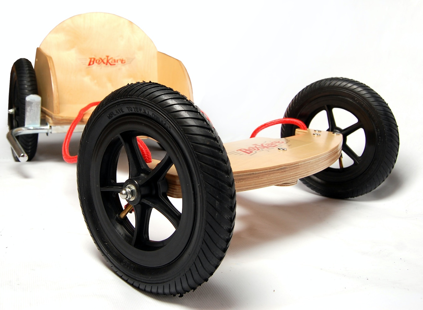 Kidding Around With Kiddimoto's BoxKart
