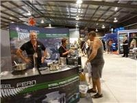Steel Fern pressure cooker got  attention