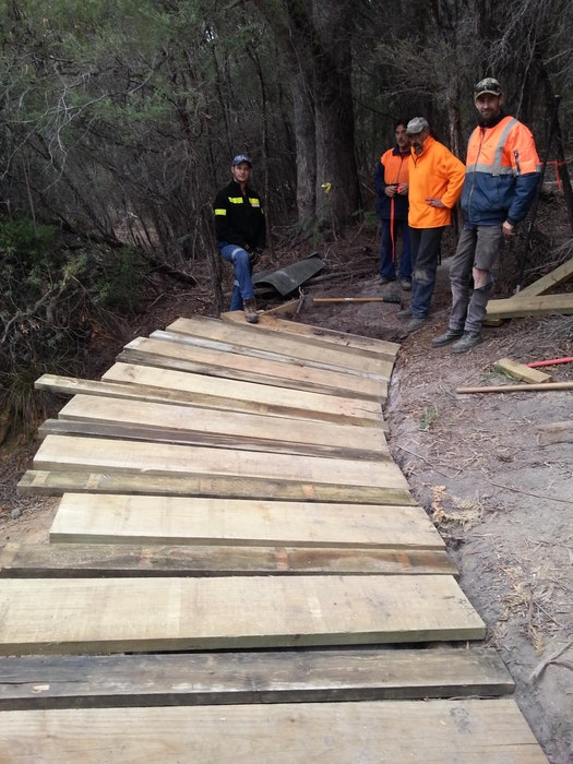 cradle mountain trail Building