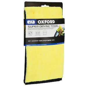Oxford Super Drying Towel - Yellow