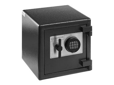 Dominator Safes HS-1 Hardened Steel Fire Resistant Safe with Digital Lock