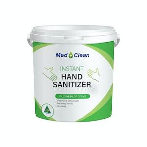 Med Clean 1 Litre Refill Hand Sanitiser (Bucket)