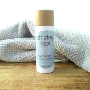 Sit Stay Heal Ouchie Pet Balm (Salve)