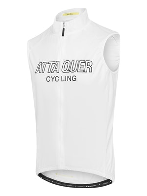 Attaquer All Day Outliner Gilet White