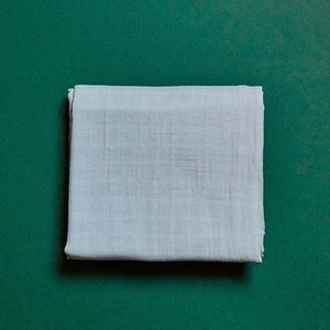 One Eco Step Organic Cotton Muslin Swaddle - Grey