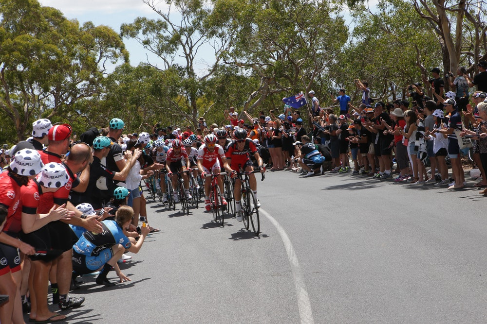 santos tour down under travel guide Willunga Hill 1