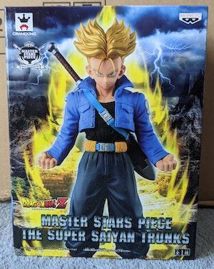 Dragon Ball Z - Super Saiyan Trunks (Teen) MSP Master Star Piece Figure