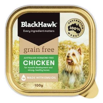 Black Hawk Grain Free Adult Chicken Wet Dog Food
